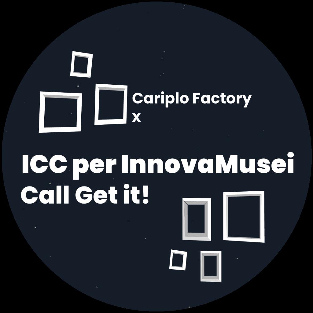 ICC per InnovaMusei Call Get it!