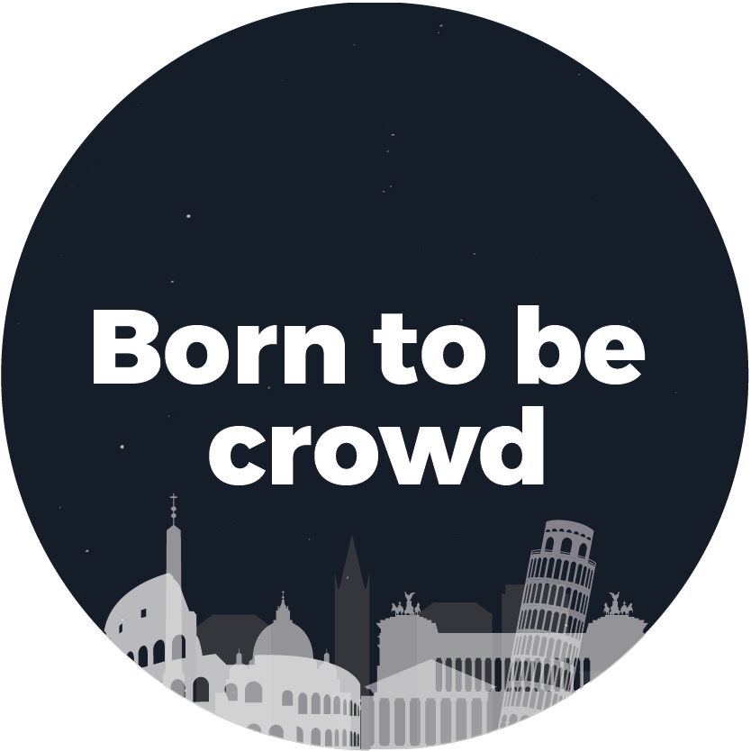 Born to be crowd
